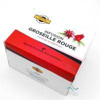 Infusion Groseille rouge 69g
