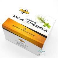 Infusion Basilic-Citronnelle 69g
