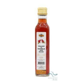 Vinaigre de Groseille pays rouge 250 ml