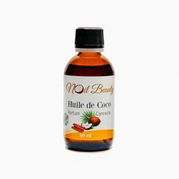 Huile de noix de coco parfum cannelle 50ml