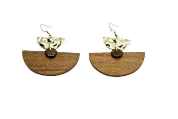 Boucles d'oreilles  DOUKOU
