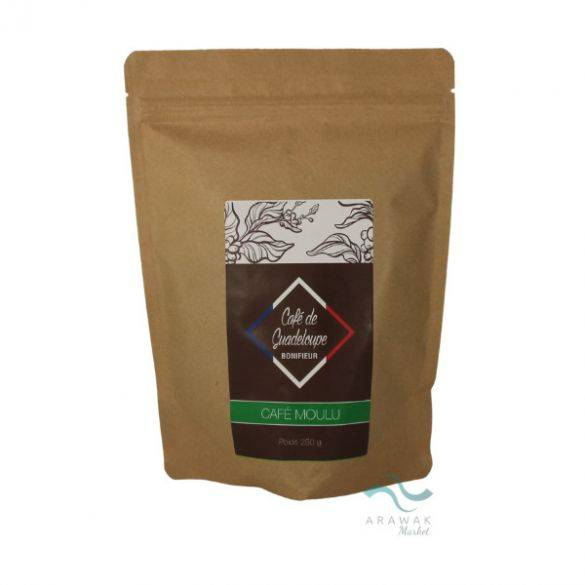 Coffee Guadeloupe BONIFIEUR Ground 250g