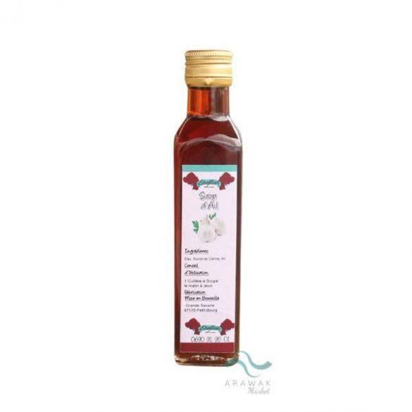 Garlic syrup 25cl