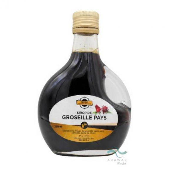 Redcurrant syrup 250 ml