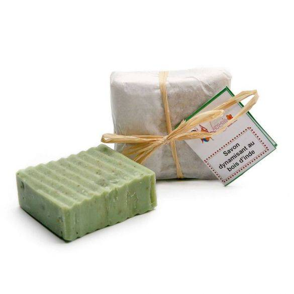 Indian Wood Soap 100g