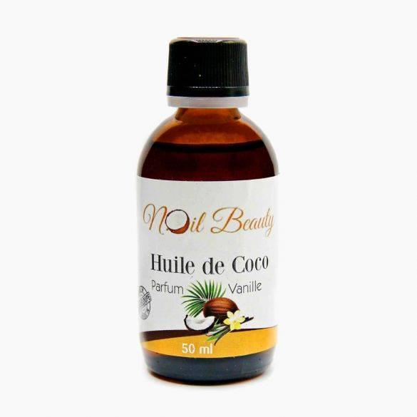 Huile de noix de coco parfum vanille 50ml