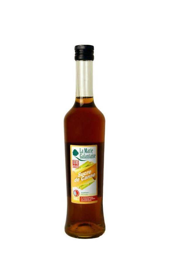 Cane sugar Syrup 50cl